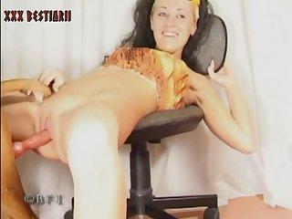 Amateur Dog porn Wife